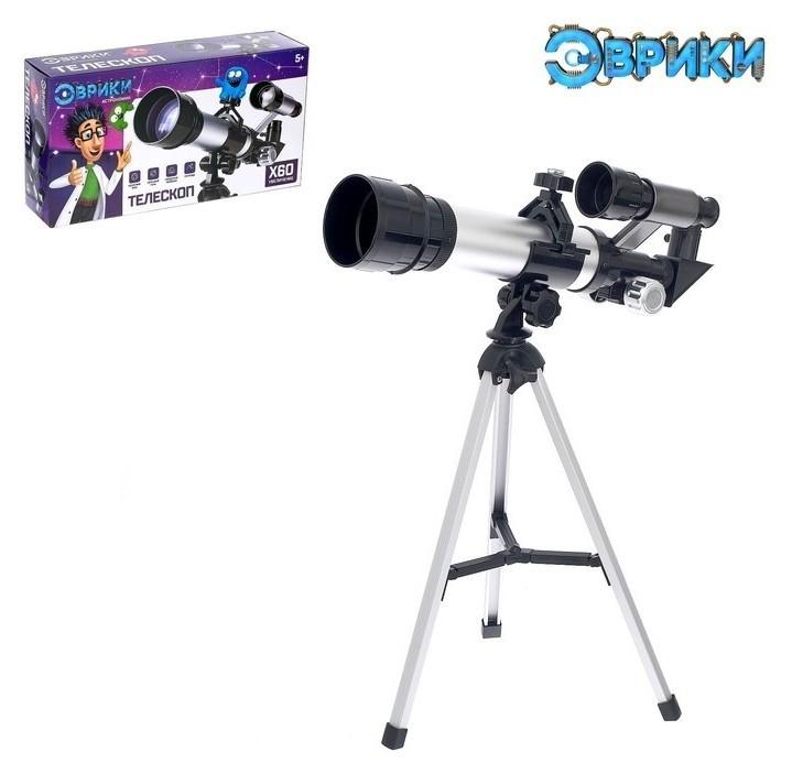 Телескоп Юный астроном Эврики