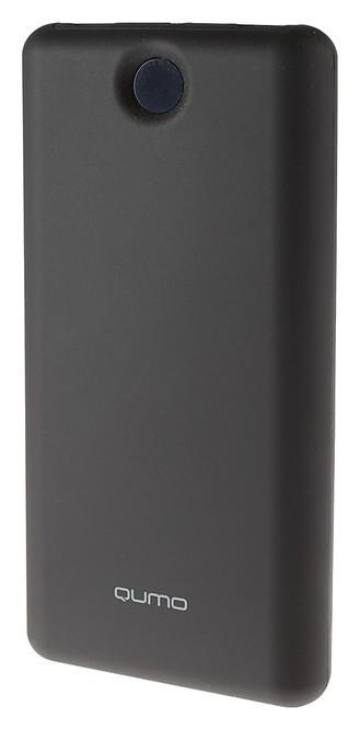 Внешний аккумулятор Qumo Poweraid 20800 (V2), 20800 мач, 2 Usb, 2 A, черный  Qumo
