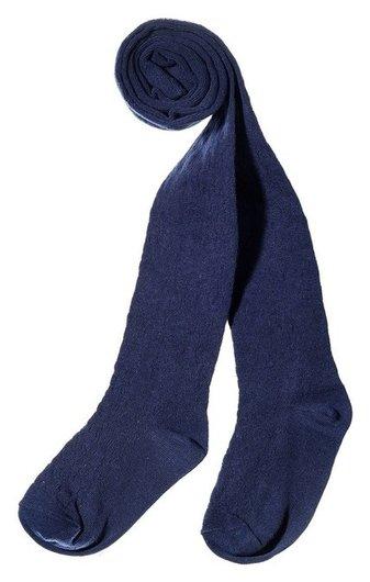 Колготки детские, цвет тёмно-синий, рост 146-152  Peppy woolton