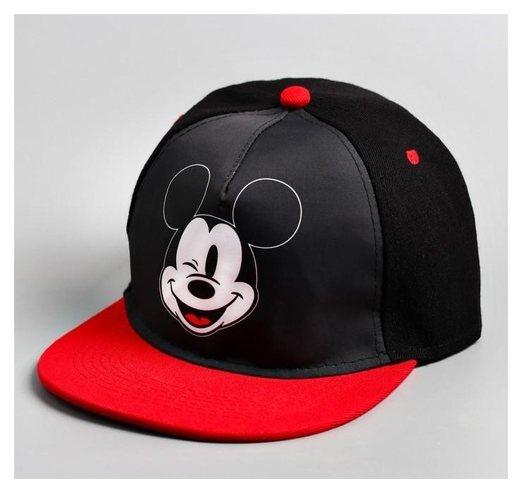 Кепка детская, микки маус р-р 52 Disney