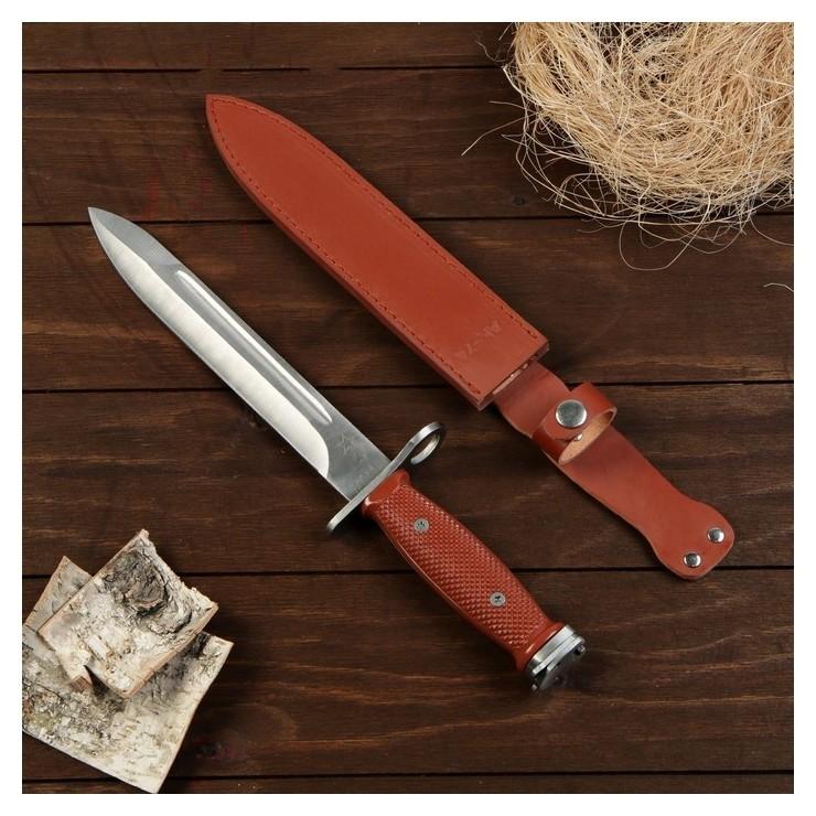 Нож тактический ак-74, красная рукоять Viking Nordway