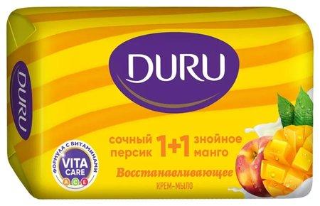 Крем-мыло туалетное Персик-Манго  Duru