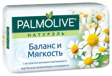 Мыло косметическое Баланс и мягкость с экстрактом ромашки и витамином Е  Palmolive