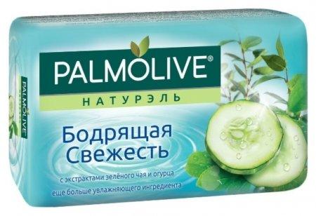 Мыло косметическое Бодрящая свежесть с экстрактом зеленого чая и огурца  Palmolive