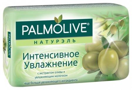 Мыло туалетное Интенсивное увлажнение с экстрактом оливы и увлажняющим молочком  Palmolive