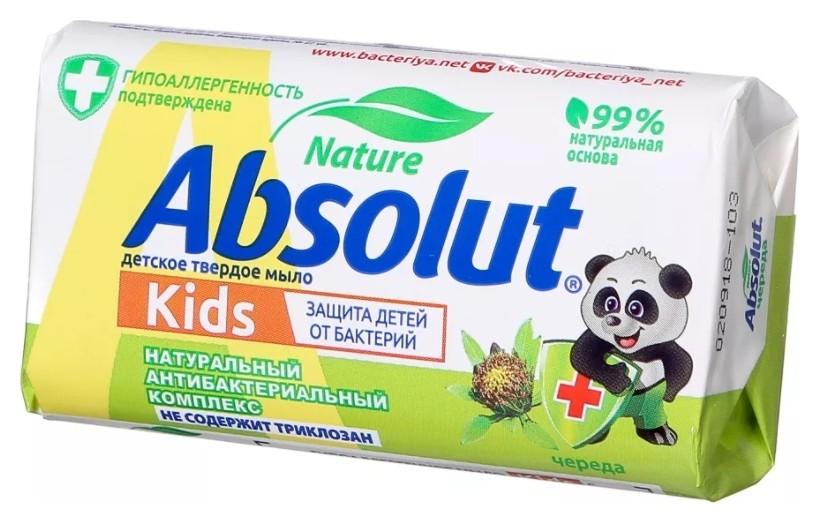 Мыло туалетное череда   Absolut