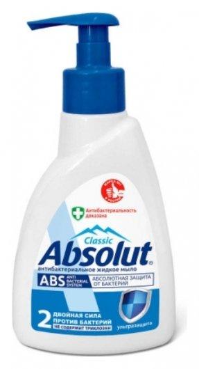 Мыло жидкое антибактериальное Ультразащита  Absolut