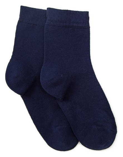 Носки детские, цвет тёмно-синий, размер 14-16  Носкофф