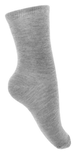 Носки детские, цвет серый, размер 22-24  Happy frensis