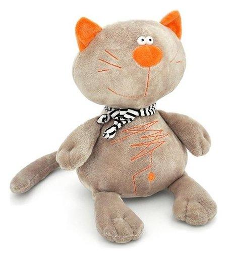 Мягкая игрушка «Кот батон», цвет серый Orange toys