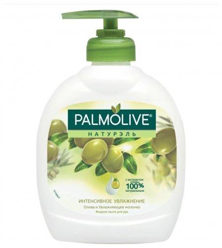 Мыло жидкое Интенсивное Увлажнение Оливковое Молочко   Palmolive