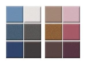 Тени для век 12-ти цветные Matte&Bright Тон 04