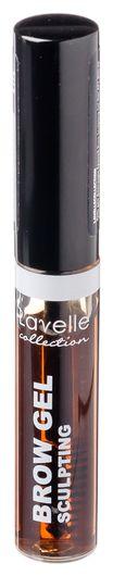 Гель для фиксации бровей коричневый  Lavelle