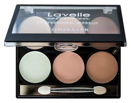 Набор консилеров Совершенное лицо  Lavelle