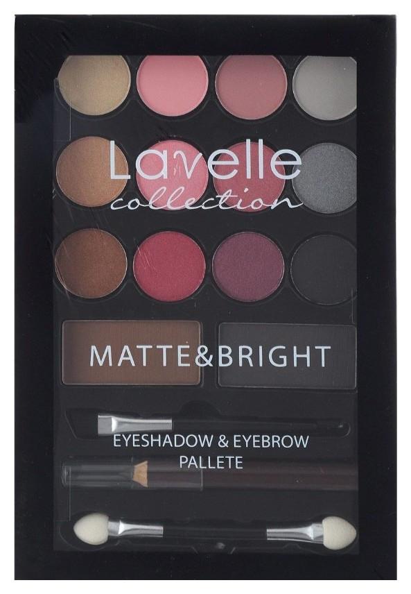 Набор для макияжа Matte&Bright  Lavelle