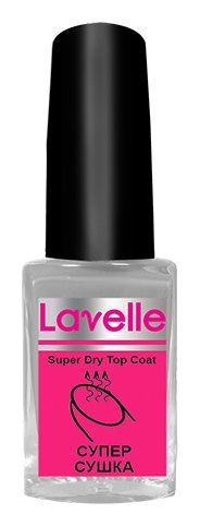 Супер сушка Super Dry Top Coat  Lavelle