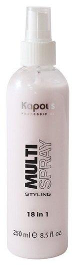 Мультиспрей для укладки волос 18 в 1 «Multi Spray»  Kapous Professional