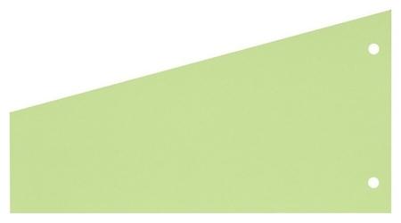 Разделитель листов разделительные полоски Attache, зеленые, 100 шт./уп.  Attache