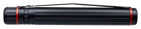 Тубус D90мм, L630-1100мм черный на ремне  №1 School
