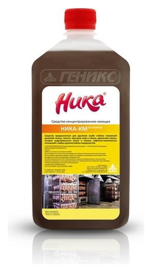 Средство моющее для пищевого оборудования беспенное от нагара и жира  Ника