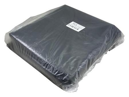 Мешки для мусора ПВД 200л 50 мкм 50шт/уп черный 90х130см  NNB