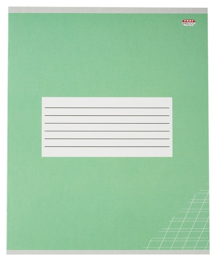 Тетрадь школьная а5,12л,косая линия классика БЕЗ слов-2 12-3108  Проф-пресс