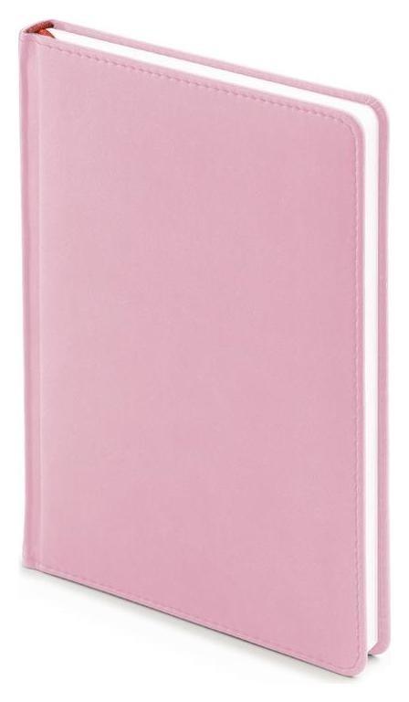 Ежедневник недатированный а5+, 136л, Velvet зефирный розовый 3-115/34  Альт