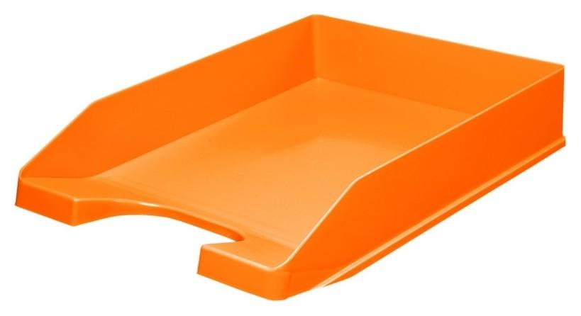 Лоток для бумаг Attache Fantasy оранжевый  Attache