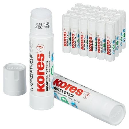Клей-карандаш 10г Kores Paper Stick ?17103  Kores
