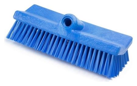 Щетка Haccper разноуровневая жесткая 254мм 4202 B синяя  Haccper