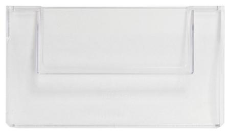 Разделитель поперечный прозрачный 142 х 80 х 2 сплошной TD 1509  NNB