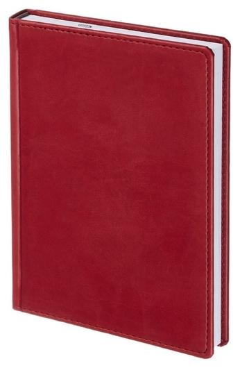 Ежедневник недатированный бордо,а5,143х210мм,176л,attache сиам  Attache