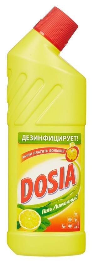 Средство для сантехники Dosia 750мл ассорт.  Dosia