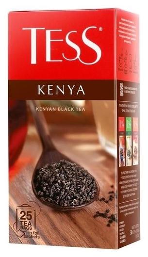 Чай Tess кения черный, 25пак 0634-10  Tess
