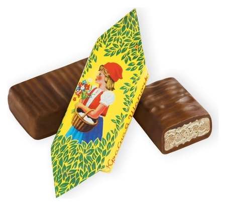Конфеты шоколадные красная шапочка 1кг  Красный октябрь
