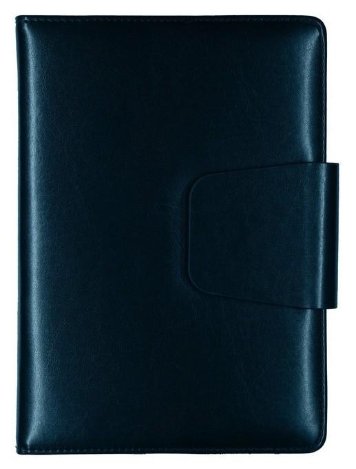 Ежедневник недатированный A5 Prestige (Темно синий) 3-352/02  Bruno Visconti