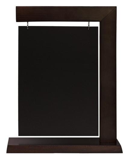 Ценник меловой черный ф.а4, Pbp-a4  NNB