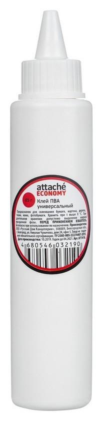 Клей ПВА 85г Attache Economy  Attache