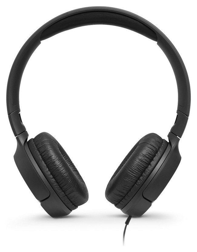 Наушники JBL T500 чёрные (Jblt500blk)  JBL