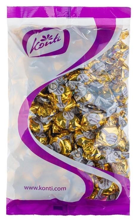 Конфеты конти золотая лилия, 1кг  Konti
