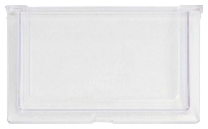 Разделитель поперечный прозрачный 85 х 50 х 2 сплошной, VP 1109  NNB