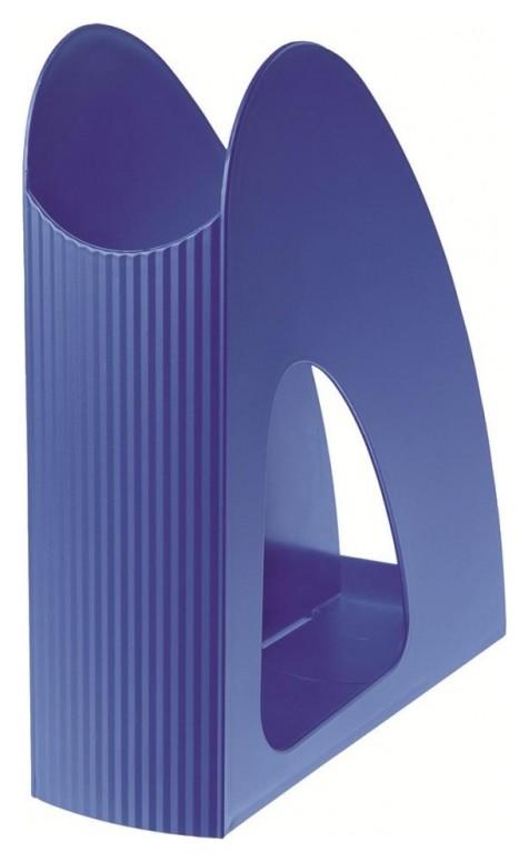 Вертикальный накопитель 76мм HAN Twin синий арт.на1610/14  Han