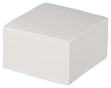 Блок для записей Attache Economy на склейке 9х9х5 белый 65 гр 92  Attache