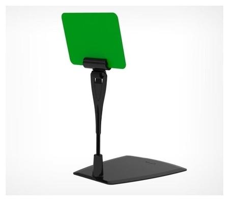 Ценникодержатель настольный Deli-fot-stick с иголкой, черный, 20шт/уп.  NNB
