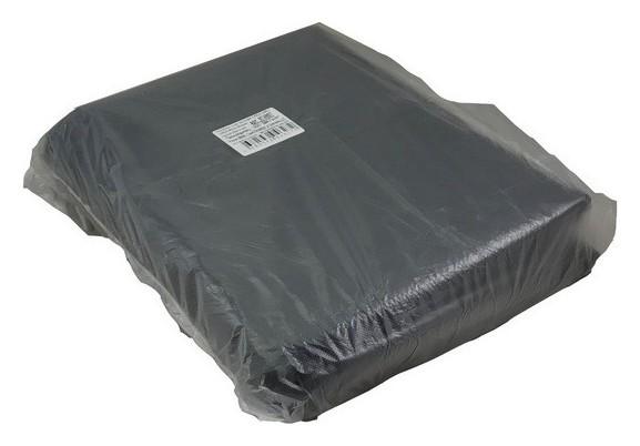 Мешки для мусора ПВД 120л 50 мкм 50шт/уп черный 70х110см  NNB