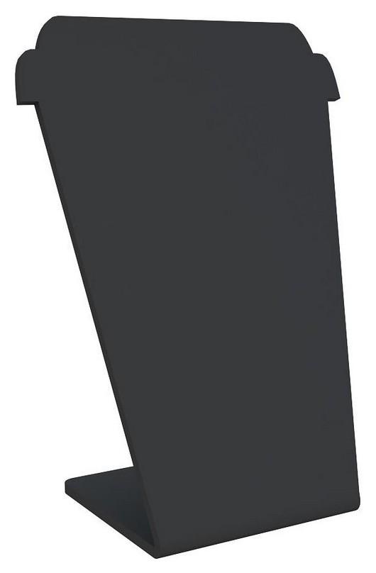 Табличка настольная меловая Attache стакан кофе 140x90мм 5шт/уп  Attache