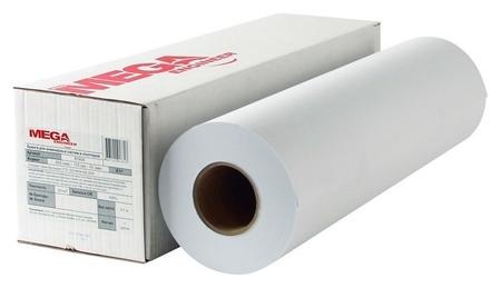 Бумага широкоформатная Promega Engineer Bright White 80г 620ммх150м 76мм  ProMEGA