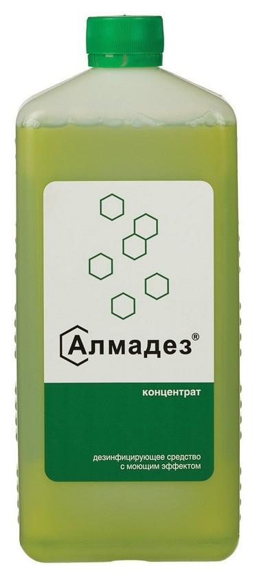 Дезсредство алмадез 1,0 л (Концентрат)  Алмадез