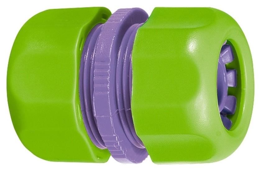 Соединитель для шланга, 1/2 пластмассов. Palisad (66435)  Palisad