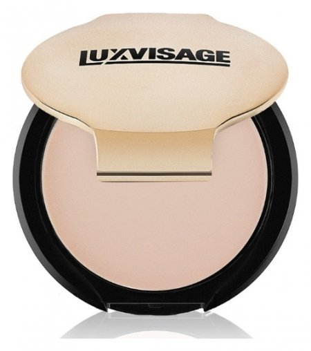 Компактная корректирующая пудра для лица Luxvisage